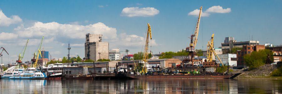 Окрестности Новосибирска с воды