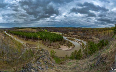 Бердские скалы, Соколиный камень, Суенгинский водопад, Петеневский мраморный карьер