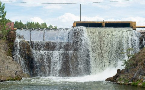 Карпысакский водопад, Буготакские сопки