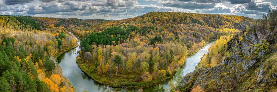 Красивые места Новосибирской области