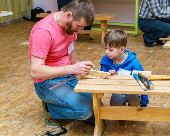Детские мастерские, Новосибирск