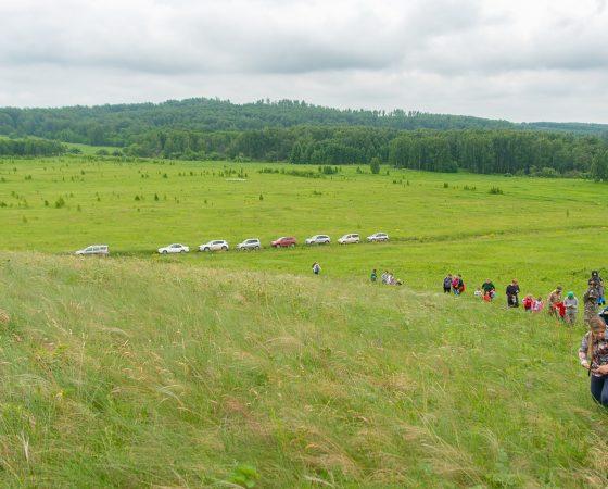 Автопоходы по выходным, Новосибирская область