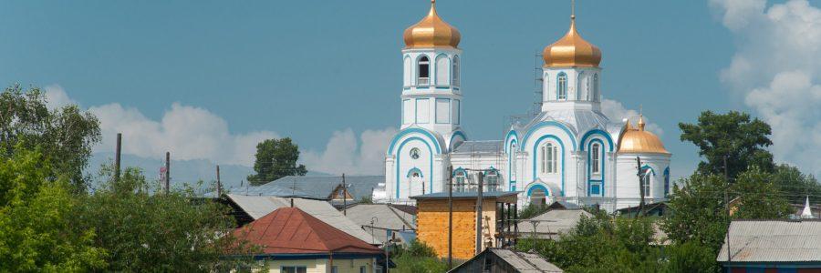 Собор в Колывани