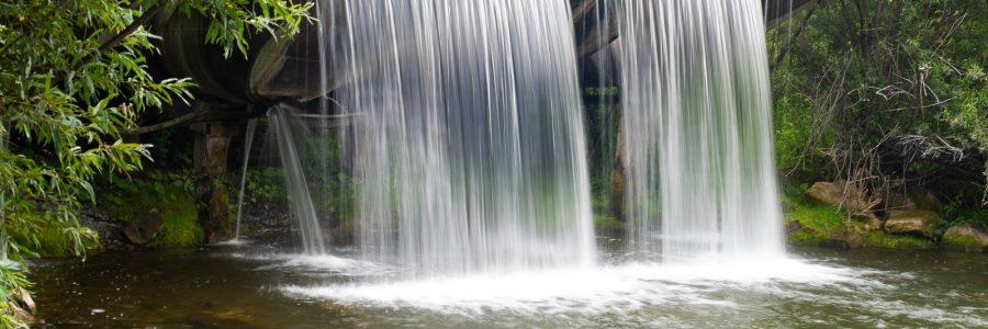 Медведский водопад