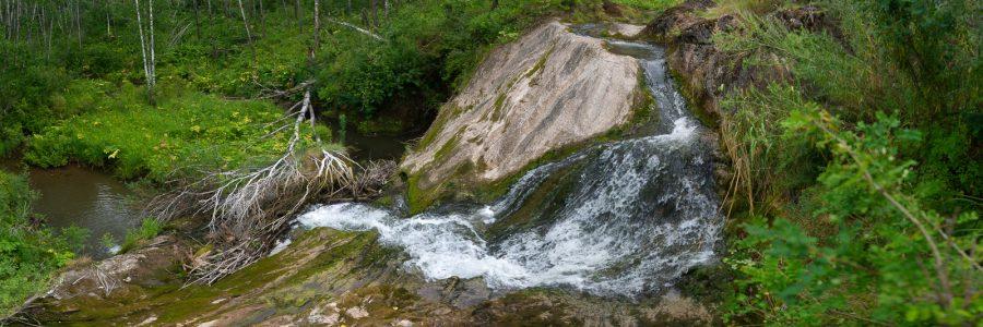 Никоновский (Талицкий) водопад