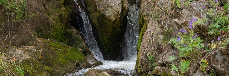 Прямской водопад