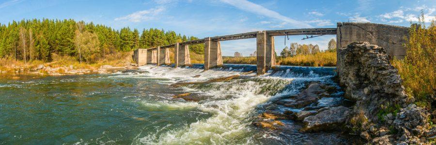 Маслянинская ГЭС