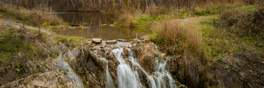 Водопад на Родихе