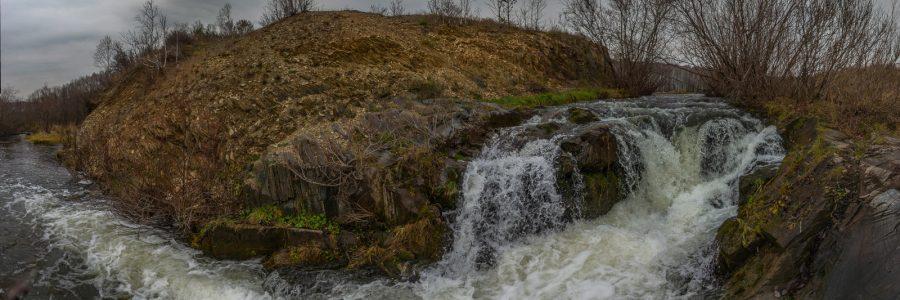 Корниловский водопад