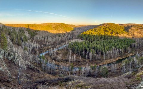 Новососедовские скалы