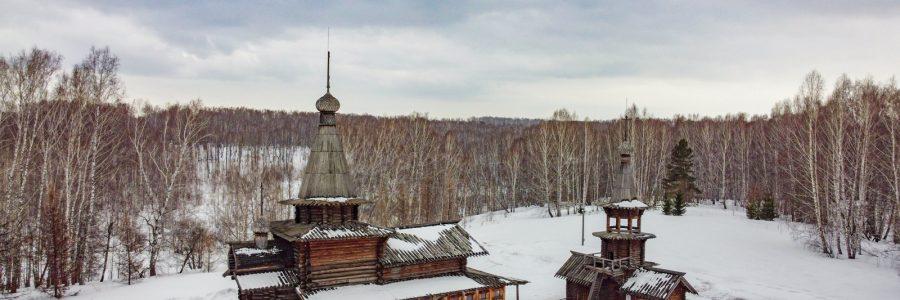 Спасо-Зашиверская церковь, Новосибирск