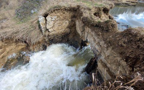 Пеньковский водопад