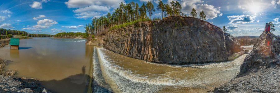 Изыракская ГЭС (недостроенная)